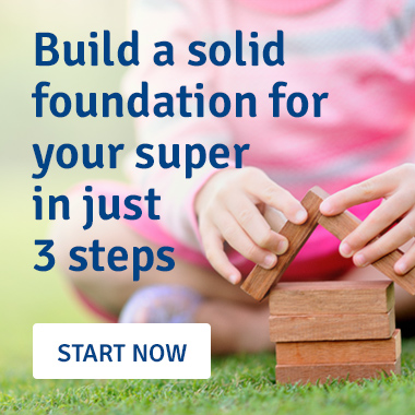3 steps to building a solid foundation